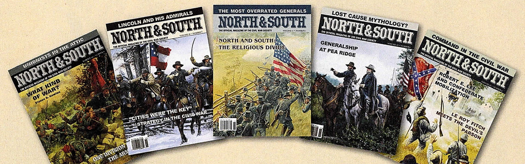 The Return of North & South Magazine